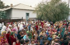 Tajik Returnees and Internally Displaced Persons Photo # 31553