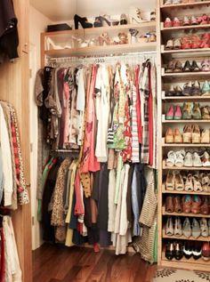 Closet Organization Traditional Closet | Closet Ideas | Pinterest | Closet  Organization, Dream Closets And Shoe Closet