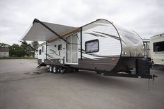 2018 Forest River  Wildwood 36BHBS for sale  - Muskegon, MI | RVT.com Classifieds