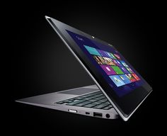 Meet ASUS TAICHI™ — The Incredible Fusion of Notebook and Tablet