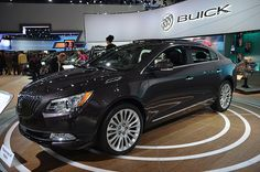 Buick Lacrosse 2014 - probably my next car.  :)