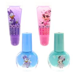 Townley Girl Minnie Mouse Kiss It Paint It Lip Gloss and
