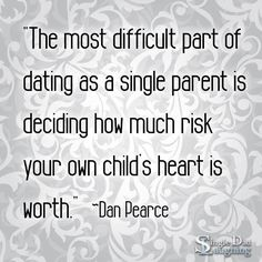 So… you want to date a single dad, do you? I don't blame you. Single dads are pretty dang awesome. But if you have your eye on one, there are a few things you should know about them.