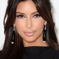 Mario Dedivanovic makeup, makeup by mario - Kim Kardashian makeup