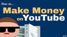 How to Make Money on YouTube (No Uploading Necessary!)  #youtube #makemoneyonline #startup #workfromhome #blogging #bloggertips #blogpost #marketing #digitalmarketing #contentmarketing #socialmediamarketing #business #businessbuilders #youtuber