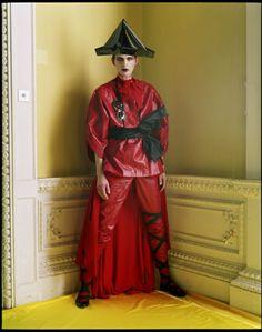 Photo: Tim Walker  Model: Stella Tennant  BUCKINGHAMSHIRE, UK, 2011  ITALIAN VOGUE