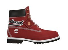 Check out this custom Timberland® Men's Custom Varsity Boots I designed.