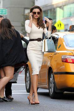 Miranda Kerr Photo - Victoria's Secret model Miranda Kerr gets back to business as she attends a meeting looking flawless in New York