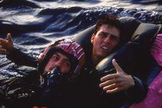 Top Gun (1986) - Anthony Edwards & Tom Cruise