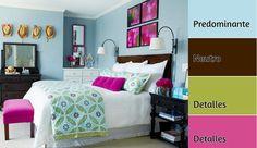 MUNSH: Decorando mi habitación - ¿Qué colores usar?
