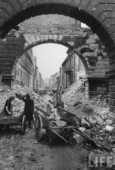 1945 Berlin by William Vandivert