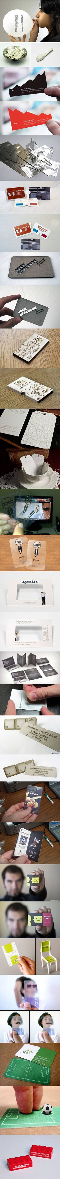 Let's face it, most business cards don't usually stick around for long, as most…