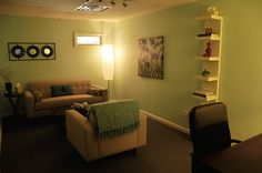 Therapist Office www.tlc-counseling.com