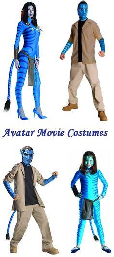 Avatar Costumes for Halloween - Halloween Haven