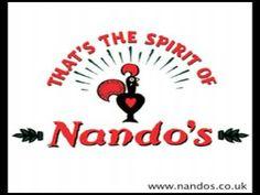 Nando's UK radio advert - Spotify