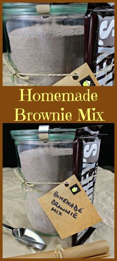 How To Make Your Own Brownie Mix | Community Post: 10 THINGS EVERY FOODIE SHOULD KNOW HOW TO DO