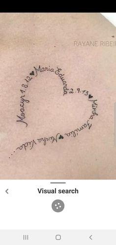 Mini Tattoos, Love Tattoos, New Tattoos, Small Tattoos, Tatoos, Motherhood Tattoos, Wrist Tattoos For Women, Face And Body, Tatting