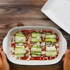 """Healthy Eating🥙 on Instagram: """"Zucchini ravioli makes for a delicious carb swap 😋 Who needs a low carb recipe by @goodful #keto #lowcarb #lowcarbdiet #carbs #carb…"""" Healthy Meal Prep, Healthy Eating, Low Carb Recipes, Healthy Recipes, Healthy Foods, Detox Recipes, Zucchini Ravioli, Proper Tasty, Ravioli Recipe"""