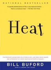 Travel literature review: Heat. <<'You learn by working in the kitchen', proclaims Mario Batali, a New York-residing, Italian-cooking chef, TV star and all-round hedonist.