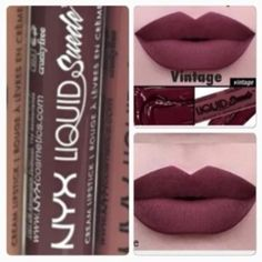 NYX-VINTAGE-LIQUID SUEDE CREAM LIPSTICK HTF!! Brand new sealed tube of NYX Liquid Suede Cream Lipstick. Goes on smooth but looks Matte. This is Vintage. Very hard to find in stock. Last one. NYX Makeup Lipstick