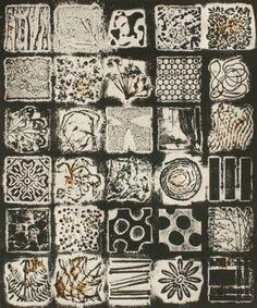robin-moorcroft - collagraph - good explanation and images Collagraph Printmaking, Printmaking Ideas, Artist Sketchbook, T Art, Stencil Painting, Art Activities, Texture, Collage Art, Art Lessons