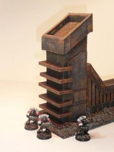 Urban Basics for Warhammer 40K