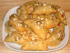 Gujia is a fried pastry filled with an aromatic nuts mixture. In India, Gujia is traditionally made for the holidays like Diwali and Holi and is a must have treat.