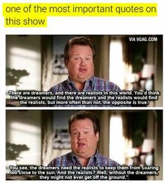 Funny pictures about Favourite Line From Modern Family. Oh, and cool pics about Favourite Line From Modern Family. Also, Favourite Line From Modern Family photos. Important Quotes, Great Quotes, Quotes To Live By, Inspirational Quotes, Super Quotes, The Words, Movie Quotes, Funny Quotes, Funny Pics