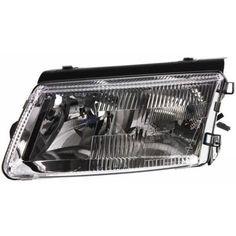 1998-2001 Volkswagen Passat Head Light LH, Assembly