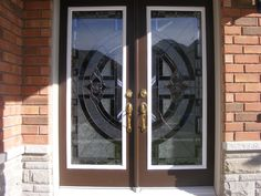Exterior Door Glass Inserts | Front Door Glass Inserts | Susie\'s ...