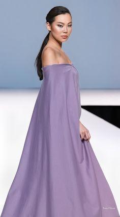 Designer Mario De La Torre  | Model Anna Asia | Photographer Tony Filson