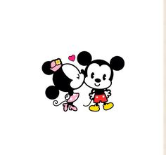 Disney Mickey & Minnie cross stitch-Buy 2 Get 1 Free- PDF pattern-Disney cross stitch-Minnie Mouse-M Mickey Mouse Wallpaper Iphone, Cute Disney Wallpaper, Cute Cartoon Wallpapers, M Wallpaper, Wallpaper Iphone Cute, Disney Drawings, Cute Drawings, Disney Love, Disney Art