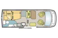 Französische Betten gelten als sehr gemütlich und typisch für Teilintegrierte. Doch auch in Campingbussen halten sie mehr und mehr Einzug, wie Karmann, Pössl und Rapido zeigen. Welches Grundrisskonzept am besten aufgeht, klärt der Test.