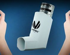 The Vapen Clear Marijuana Inhaler Is The First Of Its Kind