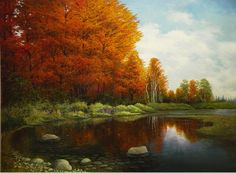 Mark Kalpin绘画作品。 - 涧边草 - 涧边草的博客