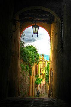 Arezzo, Italy...Matthew's Mission