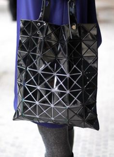 Openandclothesit.blogspot.com Issey Miyaki rose gold purse ddf50b4354be9
