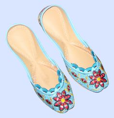 Rita3 Indian bridal shoes Indian wedding shoes   by indianshoesjewellery, $35.00