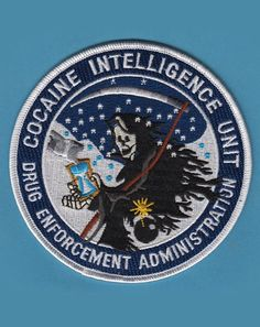 DEA patches you never knew existed (26 PICS)