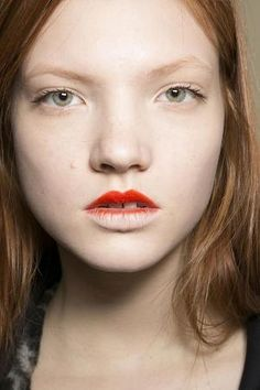 FASHIONISING.COM: Makeup ideas for fall from runway 2013