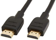 AmazonBasics High-Speed HDMI Cable - 10 Feet (3-Pack) (Latest Standard)