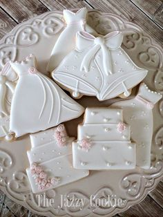 wedding cookies                                                                                                                                                                                 Más