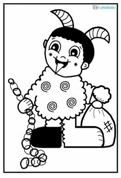 Coloring Pages For Kids, Art For Kids, Minnie Mouse, Diy And Crafts, Kindergarten, Barbie, Hana, Disney Characters, Winter
