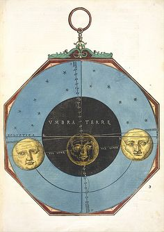 Michael Ostendorfer (German, (?) ca. 1490–1549). Astronomicum Caesareum, May 1540. Hand-colored woodcuts. The Metropolitan Museum of Art, New York. Gift of Herbert N. Straus, 1925 (25.17).