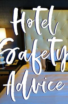 Hotel stays carry an inherent level of risk, so we've put together some of our best hotel safety tips; everything from tips, advice, and safety products. New Travel, Travel Alone, Solo Travel, Travel Advice, Travel Tips, Security Tips, What Inspires You, 30 Day Challenge, Safety Tips