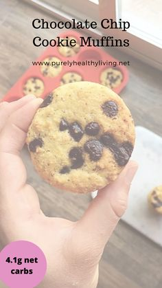 Cookies and muffins are eating in this exceptional and delicious recipe that your tastebuds won't want to miss! Grass Fed Ghee, Grass Fed Butter, Healthy Living Recipes, Whole Food Recipes, Focus Foods, Cheesecake Ice Cream, Coconut Peanut Butter, Summer Snacks, Low Carb Chocolate