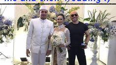 Deddy Corbuzier ke pernikahan Mantan istri (Pernikahan Kalina) I am happy for the wedding congrats for both of you and make sure its the last... I MEAN IT. :)