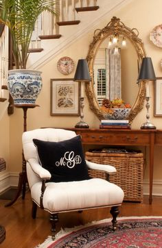 nice black monogram pillow