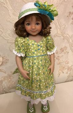 Little Darling by Diana Effner / Коллекционные куклы (винил) / Шопик. Продать купить куклу / Бэйбики. Куклы фото. Одежда для кукол