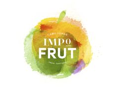 ReBranding Impofrut by Plínio Gonçalves Gomes, via Behance